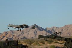 Marine Corps RQ-7B Shadow unmanned aerial vehi...