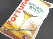 Stringent Taste Tests With Fortune Rice Bran Health Oil!