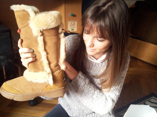 Aukoala Australia boots