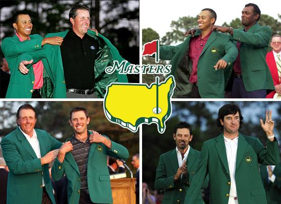 Live From the Masters - Golf Channel Coverage