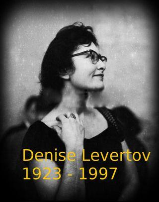 denise levertov essay on line breaks The robert duncan / denise levertov for the break between duncan prompted me to ask levertov to write an essay on their correspondence for a book of.