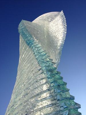 The Art of Glass - Sculptures by Henry Richardson