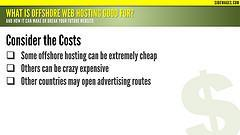 Web Page Hosting: What You Should Know Before You Sign On The Dotted Line
