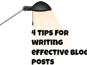 Tips Writing Effective Blog Post Have Topic What?