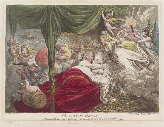 The Unfortunate Wedding Of Prinny And Caroline Brunswick