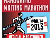 NaNoWriMo Marathon April 13th