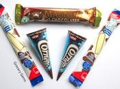 New! Walls Chocolate Range Cornetto, Magnum Mini Milk (not Real Cream!) Review