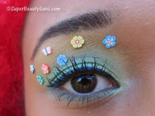 Easter Eye Makeup