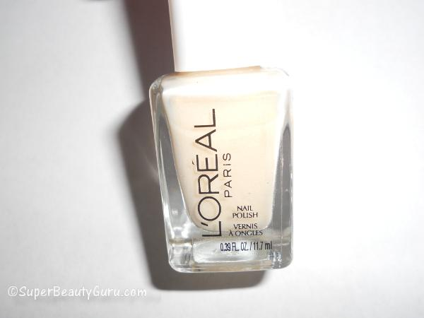 L'Oreal Paris Nail Polish - In the Buff