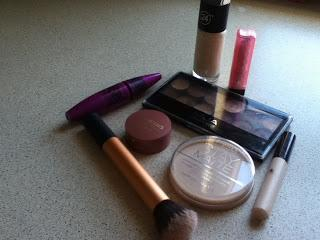 What products i am wearing today.