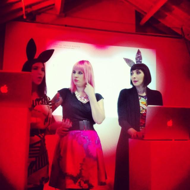 Blogcademy headmistresses