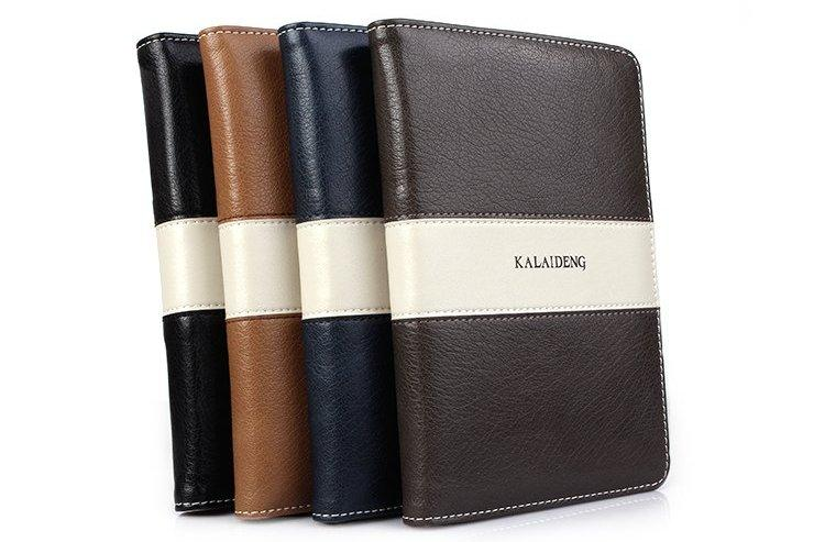 iPad 3 leather folio case by Kalaideng