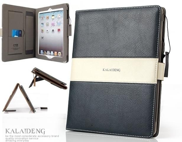 Case For iPad 3 by  Kalaideng with many functions