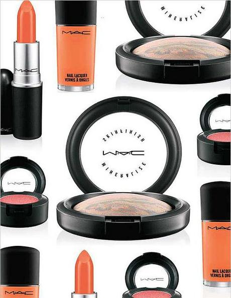 Hayley Williams MAC Collection