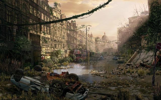The appeal of post-apocalyptic fiction