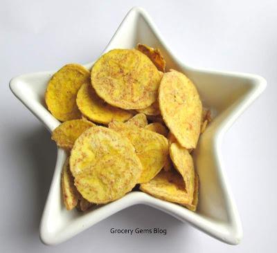 Samai Plantain Chips - Pacific Sea Salt Review