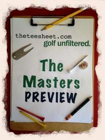 MASTERS PREVIEW: WHAT DOES A WINNER LOOK LIKE