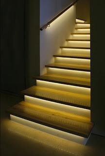 LEDs for Staircase