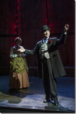 Review: Barnum (Mercury Theater)
