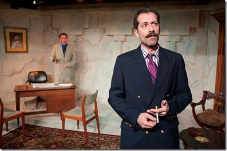 Review: In a Garden (A Red Orchid Theatre)