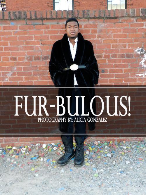 LET'S HEAR IT FOR THE BOYS: FUR-bulous!