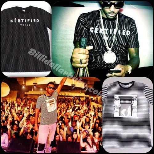 Fabolous wearing DOPE couture on tour Fabolous, who recently was...