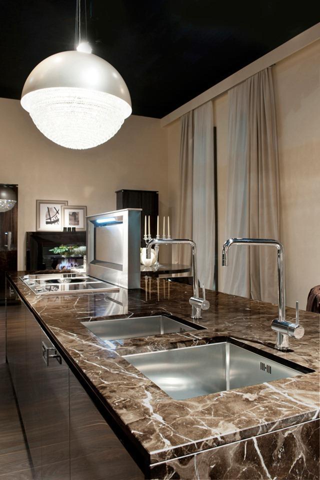 Http En Paperblog Com Luxurious Kitchens By Fendi Casa Kitchen Design 494999