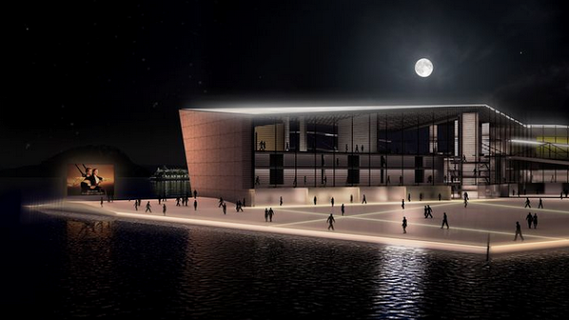 On the Boards: Floating Cinema Square