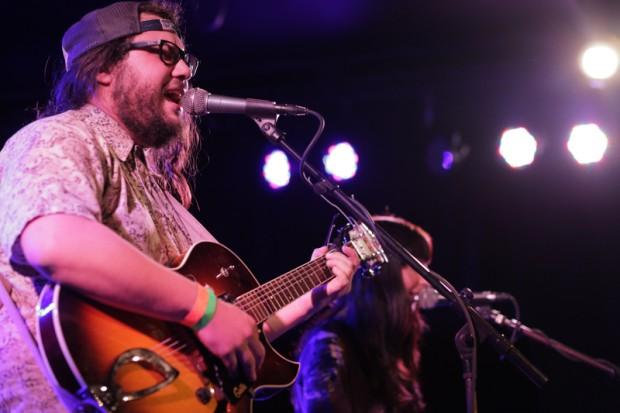 Backwords 13 620x413 LUCIUS PLAYED THE KNITTING FACTORY [PHOTOS]