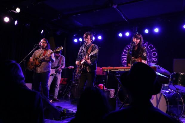 Backwords 7 620x413 LUCIUS PLAYED THE KNITTING FACTORY [PHOTOS]