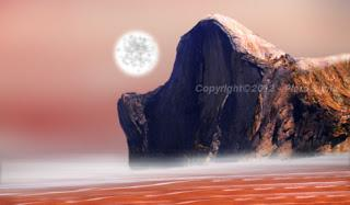 Moon Over Red SeaThe Moon Over Red Sea is the first digit...