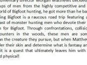 Bigfoot News April 2013