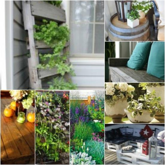 Spring patio and outdoor inspiration ideas paperblog for Outdoor patio inspiration