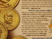 WHAT WERE THEY THINKING: Presidents Wild Facial Hair Coin
