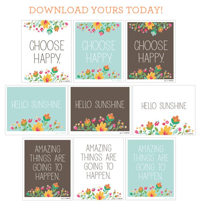 Free Printable Friday: Spring? Are You Out There? - Paperblog