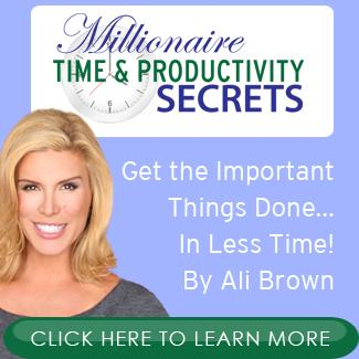 Time and Productivity Secrets