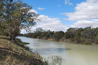 The Darling River Isn't Cotton Country