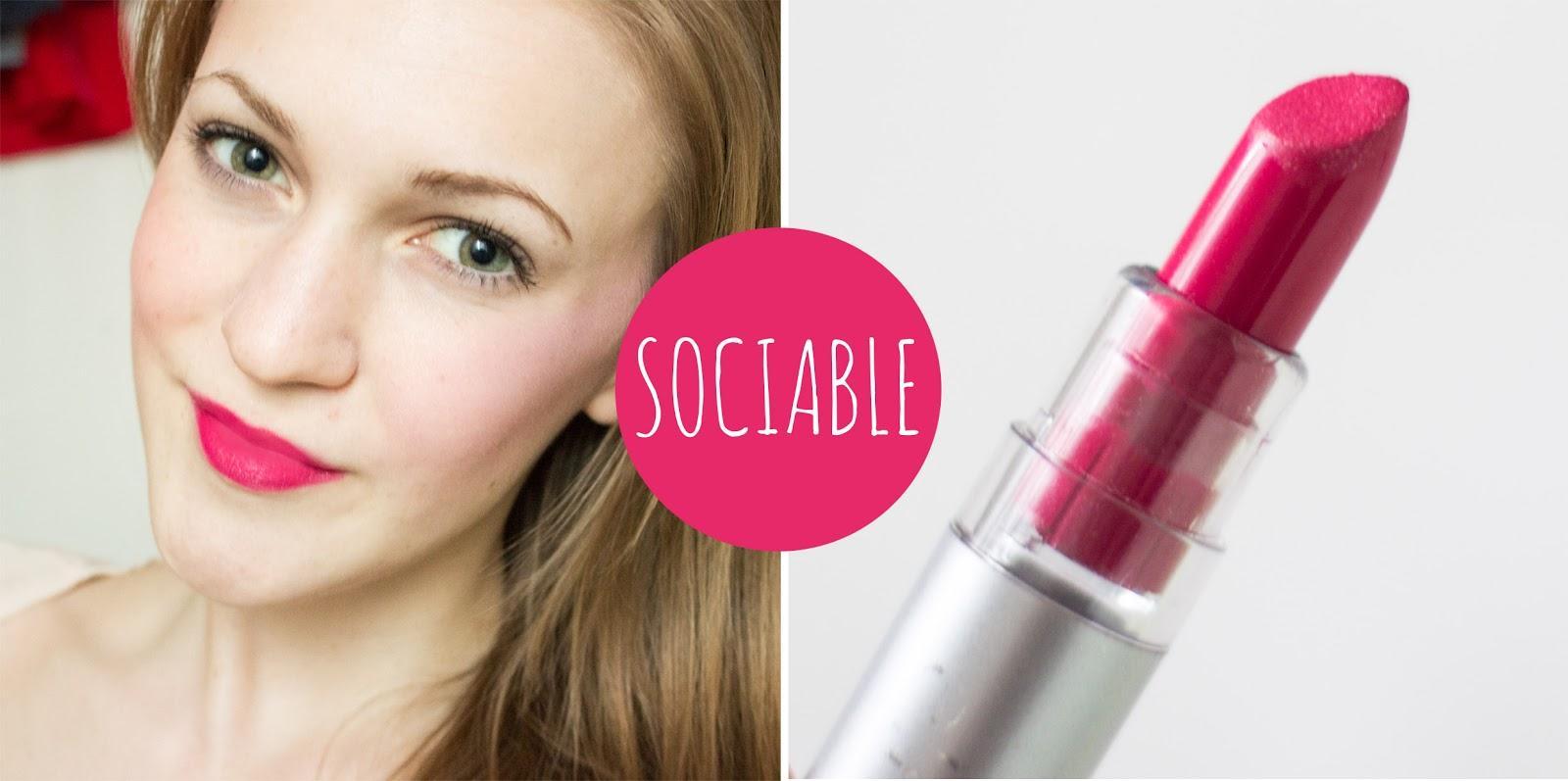 E.l.f. Lipstick Swatches - Paperblog