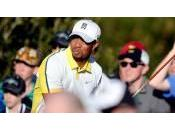 GOLF Too-perfect Shot Costs Tiger