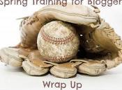 Content Marketing Provider Challenge: Blog Spring Training Wrap