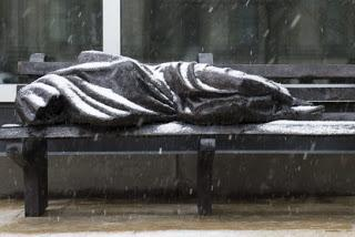 Homeless Jesus and a Reflection on Gender Politics in the Catholic Church