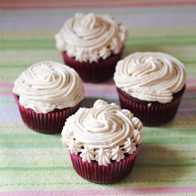 Vegan Red Velvet Cupcakes - Paperblog