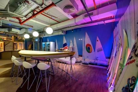 Google Tel Aviv Office