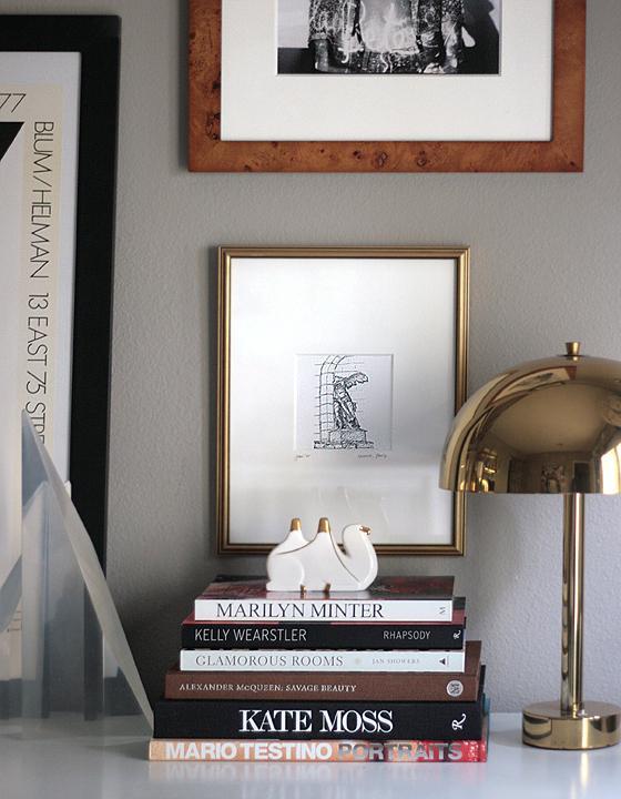 Femme Modern Gallery Wall Progress Paperblog