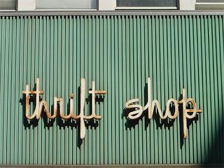Blogger Roundup: The Art of Thrifting.