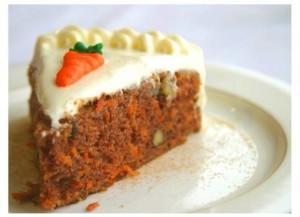Carrot cake the best world recipe