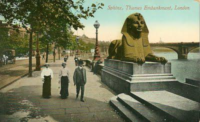 The Friday Postcard From London – 5th August 1919