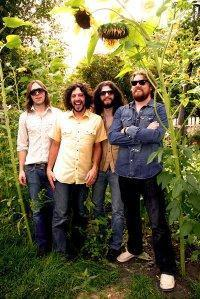 The Sheepdogs (credit Shannon Myers)
