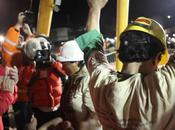 Violent Protests Chile; Anniversary Rescue Chilean Miners