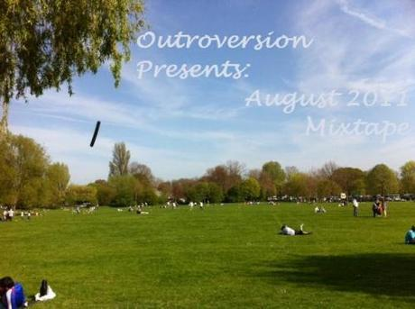 Outroversion Presents: August 2011 Mixtape